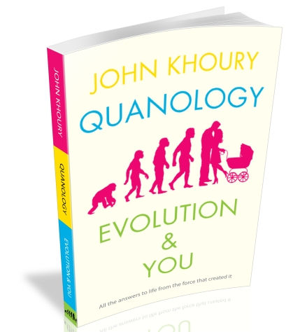 Quanology cover